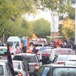 Caravana de los trabajadores de Mendoza,contra el ajuste y los despidos #JornadaDeLucha https://t.co/Jww5KQys36
