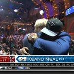 WATCH: With the 17th pick in the NFL Draft, Atlanta Falcons select @GatorsFBs Keanu Neal https://t.co/hjqMesQrYx https://t.co/tz3BvndGtg