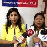 Intendenta y Seremi Salud Arica y Parinacota anuncian Alerta Sanitaria por mosquito Aedes Aegypti en Arica https://t.co/3vbzoC3FKh