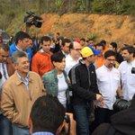 Ramos Allup, Capriles y Borges esperan acceso a Ramo Verde para llevarle planilla a Leopoldo https://t.co/rrwNcRwXP7 https://t.co/LEWL8bjYDO