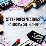 @JolieLingerie #FHW are taking part in #NottmFW Style Presentations @TheNCC tomorrow. https://t.co/IksrPrAGvR