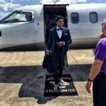 Hes landed!  Welcome to Jacksonville, @jalenramsey! #JAXDraft16 #MOREJAX https://t.co/km9rMPZM6U