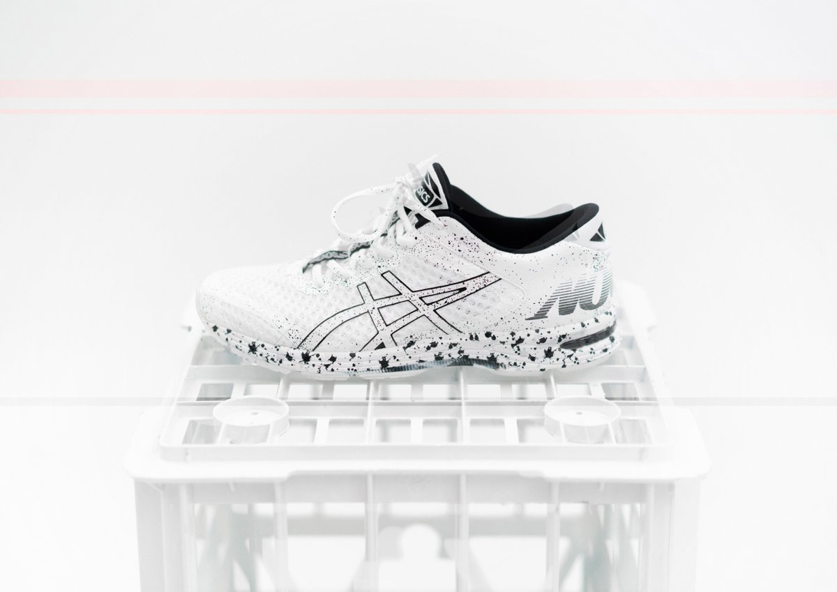 Rack up the KMs & stand out from the crowd in the #Asics #WhiteNoise Pack, instore/online https://t.co/Gpwy9ZcjjZ https://t.co/PDCvb8Nk75