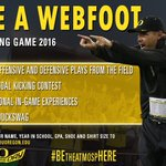 Yall ready for this? Get your submissions in TODAY. #BEtheatmopHERE #GoDucks https://t.co/SLV23qVTKk