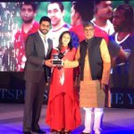 So, @ChennaiyinFC won best domestic team at the Sports Illustrated awards. Dedicated to the people of Chennai! https://t.co/KZtNgIaUBi