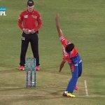 Shivil Kaushik Appeals Before Even Bowling The Bowl. ;) #RPSvGL #IPL2016 #IPL https://t.co/u8yc82ZPvO