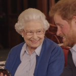 The Queen and Prince Harry have made a hilarious video mocking the Obamas https://t.co/Iz44zXj6Md https://t.co/7NdDeJvvlv