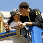 Steph Curry admits his wife Ayesha rejected him the first time he tried to kiss her: https://t.co/6OzMeHSzws https://t.co/EBNP0Fqwb3
