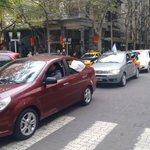 Acompañando a los trabajadores en la protesta contra el ajuste y los despidos #caravanazo en #Mendoza https://t.co/QU334vPbzc