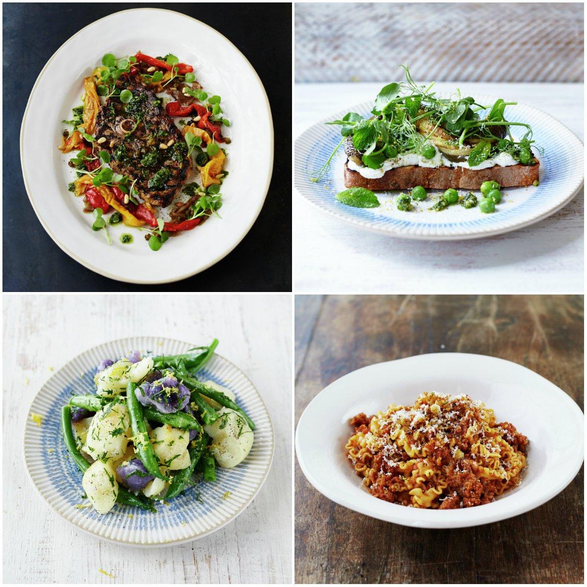 New Spring menu @JamiesItalianUK ! https://t.co/CRkQgRlnoD