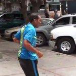 Estos son los dos payasos que se la dan de arrechos que golpearon a Chuo Torrealba... RT https://t.co/MFsLuM0GcU
