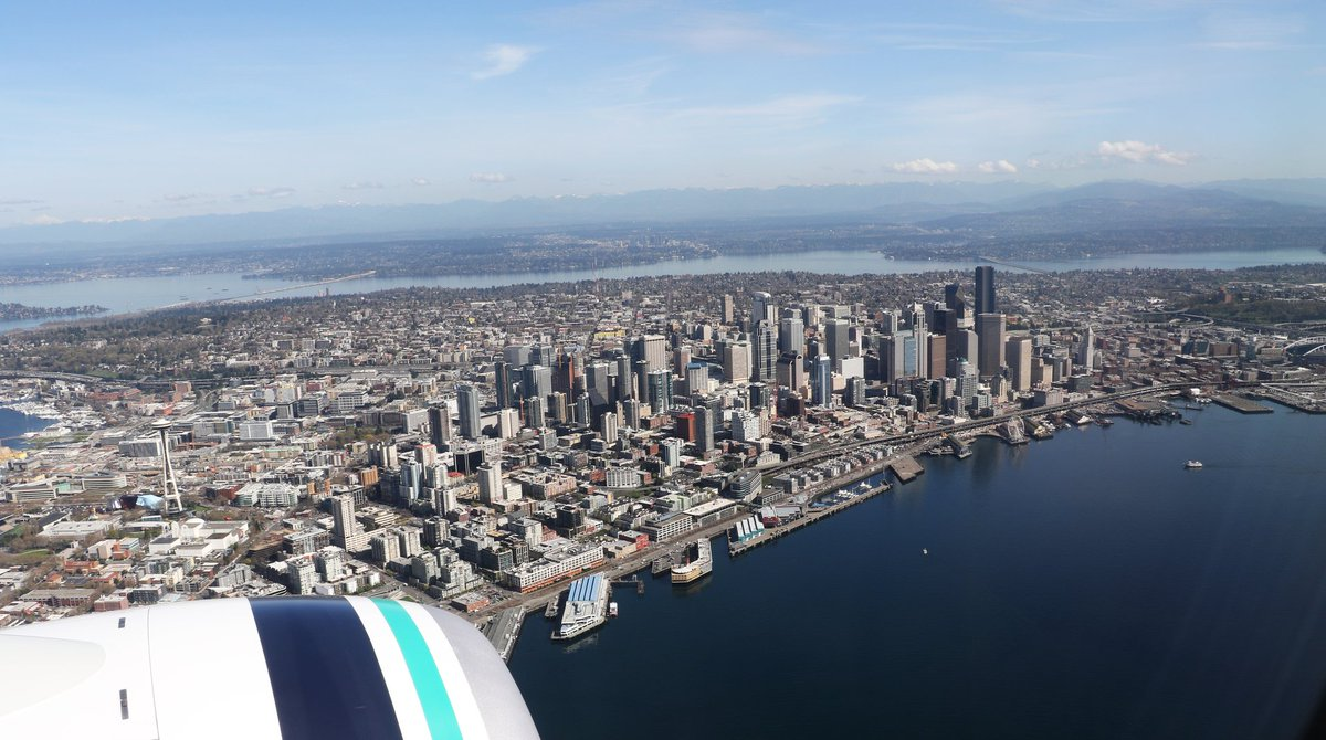 Seattle fliers, give yourself plenty of time for flights departing @SeaTacAirport