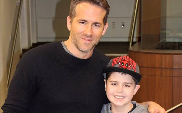 Ryan Reynolds writes a moving tribute to a young Deadpool fan who died of cancer: