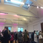 Lots of Nottingham fashionistas arriving for tonights #stylelive #nottmfw presented by @Alicelevine ???????????????? #Nottingham https://t.co/wUKOg4tZrE