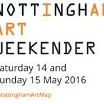 A great way to explore #Nottinghams thriving visual #arts scene! #NottinghamArtMap https://t.co/UBN8wNLaxn https://t.co/JZgFuGye4u