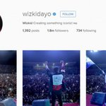 Wizkid Gets Verified By Instagram https://t.co/tYwEiyOlVq https://t.co/bR97CDPM2m