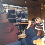 Behind the scenes with the UT ESPN3 truck. @ToledoSoftball about ready for first pitch. #GoRockets https://t.co/U6ODRShkCf