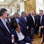 Barrionuevo, Venegas y gremios aliados a Bossio se bajan del acto https://t.co/FFwqZZiQxr https://t.co/qcCREKE1an
