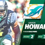 Congratulations, Xavien Howard, headed to the @MiamiDolphins as the 38th pick in the #NFLDraft! #NextLevelBU https://t.co/YJh0eXgtZM