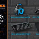 ⭐@LogitechG Gaming Setup GIVEAWAY! ⭐ FOLLOW & RT For a chance to win this AMAZING setup! https://t.co/rDXik0SFCd