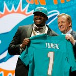 Dolphins announce Laremy Tunsil had an allergic reaction, missed today's press conference ???? https://t.co/lPlwyvtVbe https://t.co/5yLdYwIazB