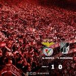APITO FINAL!    FINAL WHISTLE! SL Benfica 1-0 Vitória Sport Clube  #Juntos #EPluribusUnum https://t.co/ulWjdZh0c6