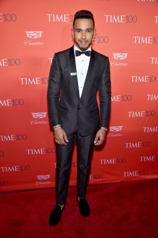 Fab On the Scene: Lewis Hamilton at The TIME 100 Gala https://t.co/FE5yQmSZIM