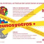 #Cuba Carteles en la memoria de una Casa #Cultura #Carteles @CasAmericas https://t.co/bqi0HNBLmv #AmericaLatina https://t.co/UIwLPuaRIi