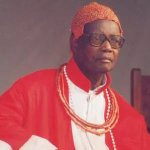"""The Great Oba of Benin and the author of """"Your Obedient Servant"""" has joined his ancestors. https://t.co/LDodw7Oc76"""