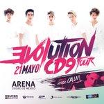 Además ¡@CalumHeaslip1 será nuestro invitado en el #EVOLUTIONTOUR de la @ArenaCdMexico! https://t.co/XmMtscsswi https://t.co/Ah8OwszrqE
