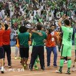 صور من لقاء #الأهلي_الهلال  #AHLIFC https://t.co/f2RZtMmcKG