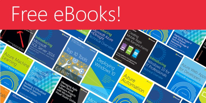 We have a large list of #free #ebooks! You can download them here: https://t.co/iXIXJlqzMp https://t.co/TNYD4EGHdV