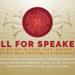 Call For Speakers is ON Ready to rock the #yapceu2016 audience? #speakers #perl #conference https://t.co/VprOSyQEJF https://t.co/O0PgRCLphV