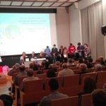 Dotze alumnes guardonats en el premis literaris i artístics dels Premis Unesco que avui shan lliurat @UNESCOGI https://t.co/6jkDfw8hlV
