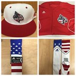 @UofLBaseball will be supporting the American flag head to toe at tonights Patriotic Game. #L1C4 #GoCards @adidasUS https://t.co/98wPDtsNoX