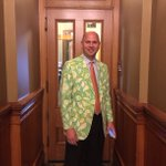 Eric Bakkers handsome suit makes it official! Session will end today! #ialegis https://t.co/oYxFa40v1l