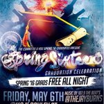 RT @__CMichellee: #SpringSixteen official GRADUATION CELEBRATION. SPRING 16 GRADS FREE ALL NIGHT NEXT FRIDAY https://t.co/3awNG57nRQ