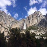 .@YosemiteNPS waterfalls now more vibrant than theyve been in five years. Tourists now flocking to the parks. https://t.co/W6GNDiJzU5