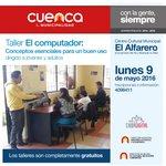 La #CapacitaciónDigital eje importante hacer de #Cuenca una #CiudadDigital. https://t.co/4CsmEyAPGz