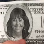 This may be an official KSTEEN $100 bill, but we all know Mrs. Steen is priceless https://t.co/raVLHU2cMQ