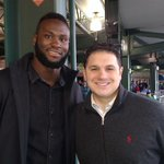 Great to see my guy @LataviusM at tonights @SyracuseChiefs game. Full story on @CNYcentral tonight! https://t.co/T7nlhmBpQa
