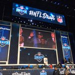 Willie Brown will announce our picks today! https://t.co/ZeGLqqG5wp Round 2: 44th overall Round 3: 75th overall https://t.co/3He1qM70WJ