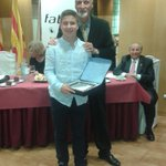 Mario Marqués #tenis @EM_ElOlivar nombrado Mejor Tenista Revelación de la temporada por la Federación Aragonesa https://t.co/Q9DMOyL9t9