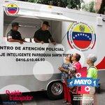 Policía Bolivariana está integrada a las comunidades para garantizar su seguridad https://t.co/VAbUmAkSdY https://t.co/ZscpSbHtyY
