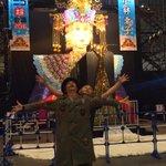 おまけ 朝、ラスボス★5にバトルを挑み、爆砕するknightsの王様とJK #ニコニコ超会議2016 https://t.co/XyNM9pmNUE