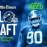 JUST IN: With the 49th pick in the #NFLDraft, the Seahawks take DT Jarran Reed from Alabama. https://t.co/9y7WwxOe0N https://t.co/8qy3C80f3Q