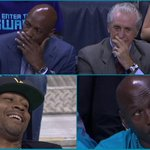 Did we miss any Hall of Famers at Game 6 in Charlotte? https://t.co/zZOTxCxhnA