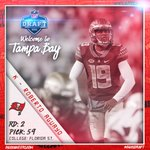 With the 59th pick, the #Bucs select @FSU_Football K Roberto Aguayo! #SiegeTheDay #BOOM https://t.co/UqmT16Vkjw