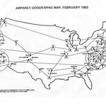 This is what the #internet looked like when it was first invented https://t.co/42sjz0PP1V https://t.co/uKQ2o1SQb2