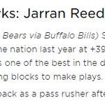PFF loves the Seahawks pick of Reed, fwiw. Graded it as an A https://t.co/eJSGORplX1